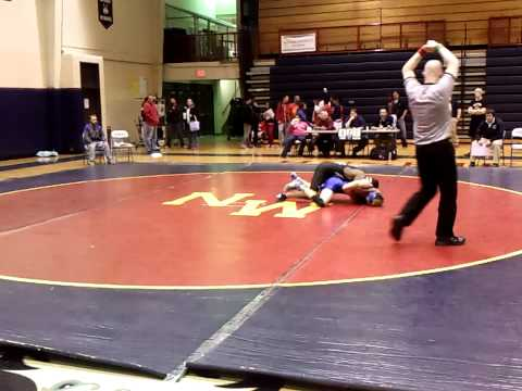 Chase at Omaha NW 2nd Match