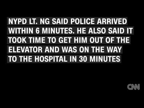Man Dies Saving Woman From Falling Elevator In New York