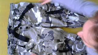 №848 Одежда Милитари (Военная Одежда) цена 880 рублей,вес 25 кг.