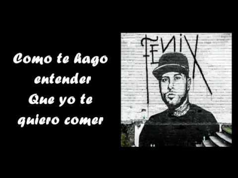 Por el momento - Nicky Jam ft. Plan B (LETRA)