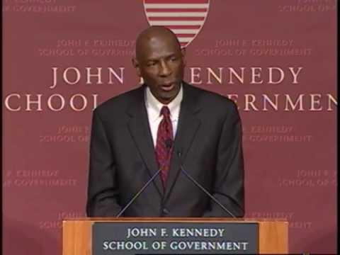 Geoffrey Canada at Harvard Kennedy School