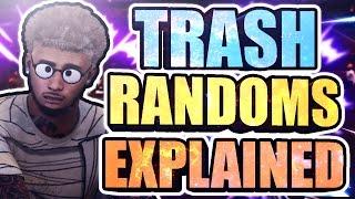 MOST TRASH RANDOMS EVER EXPOSED • WHY RANDOMS ARE RANDOMS EXPLAINED w/ PROOF • WORST RANDOM EVER OMG