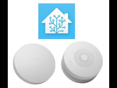 How To Integrate XiaoMi Gateway into Home Assistant