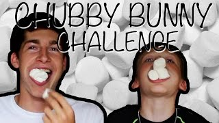 Lil Fred Vlogs | THE CHUBBY BUNNY CHALLENGE
