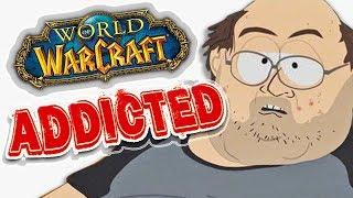 World Of Warcraft Addiction?   Video Game Addiction MMORPG Life