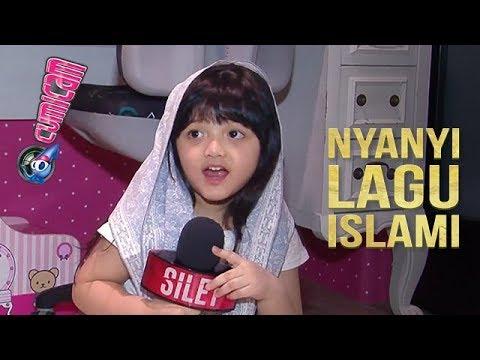 Arsy Suka Nyanyi Lagu Islami, Merdu Lho Suaranya - Cumicam 25 Juli 2018
