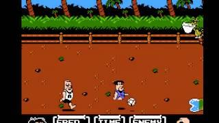 NES Longplay [376] The Flintstones: The Rescue of Dino & Hoppy
