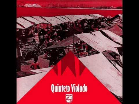 Quinteto Violado - O Gemedor (1974)