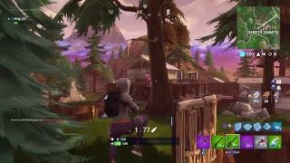 FortNite Sniper Shootout troll