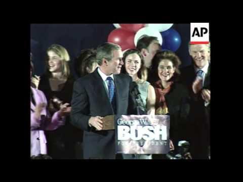 US New Hampshire Bush Campaign 2000