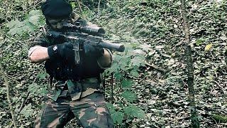 Bordo bereli düşmanı delik deşik ediyor | AKTO FILM