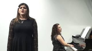 Երգում են Ալեքսանդրա և Լիլիա Երալյանները