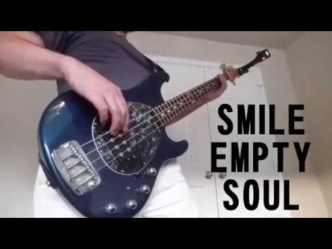 Smile Empty Soul - Bottom of a Bottle [Bass Cover + TABS]