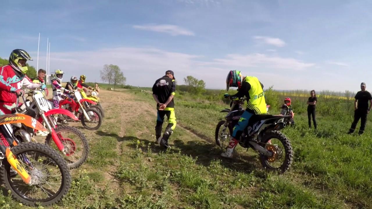 MX-Lehrgang MSC Bruchstedt mit Ex MXGP-Fahrer Shannon Terreblanche #77 | 4K GoPro | We.ride.MX
