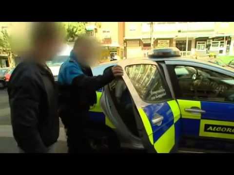 Reportaje policía nacional y Guardia Civil España