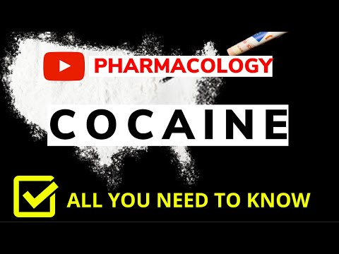 Cocaine | Toxicology & Pharmacology | Psychostimulants | All You Kneed To Know