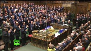 Cameron's last #PMQs FULL