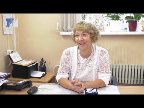 Педиатры-ветераны филиала детской поликлиники