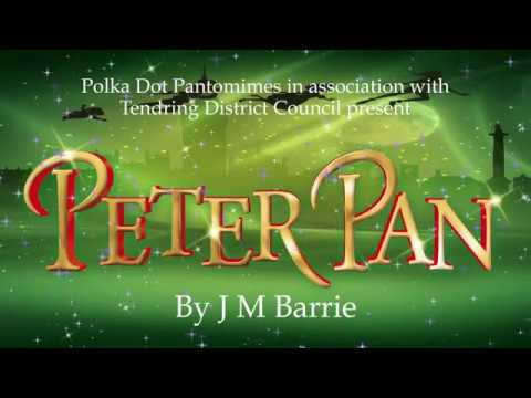 Peter Pan - Starring Marcus Collins | Princes Theatre, Clacton