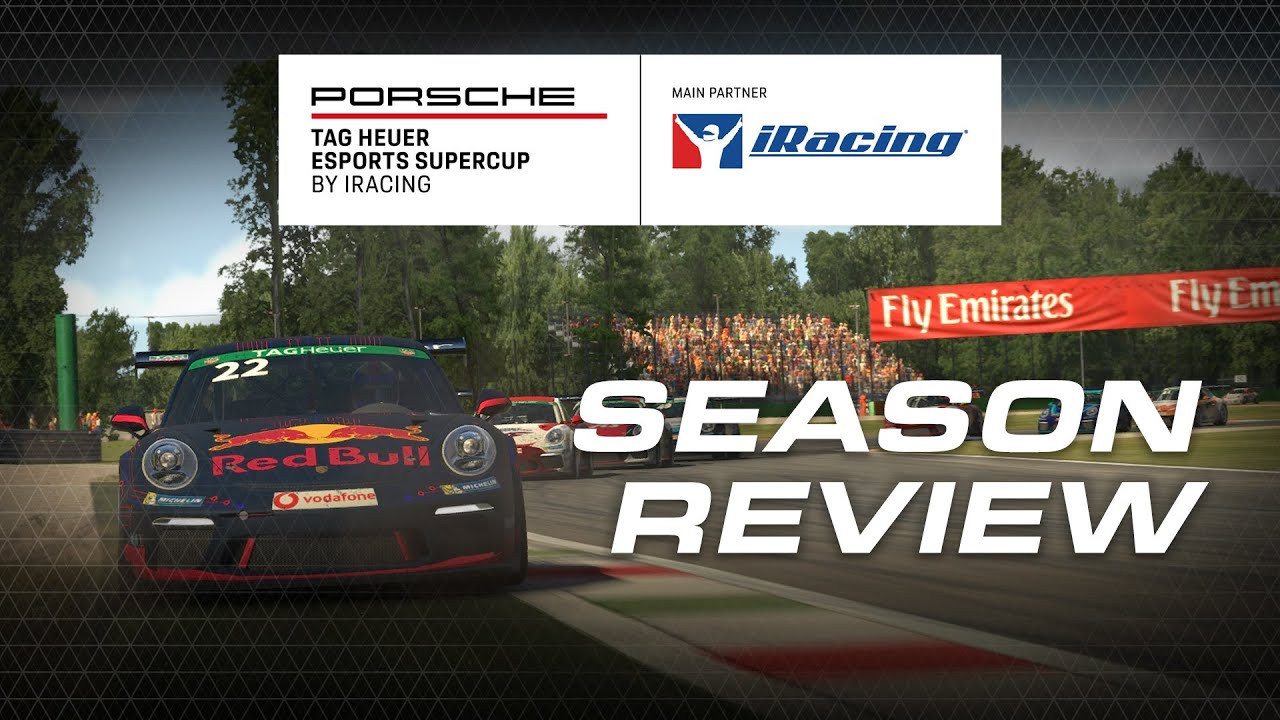 iRacing: 2020 Porsche TAG-Heuer Supercup season review