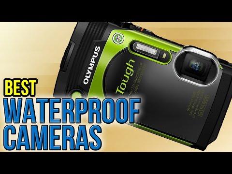 10 Best Waterproof Cameras 2017