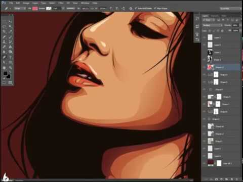 Vector x Vexel Tutorial (FULL TIMELAPSE)