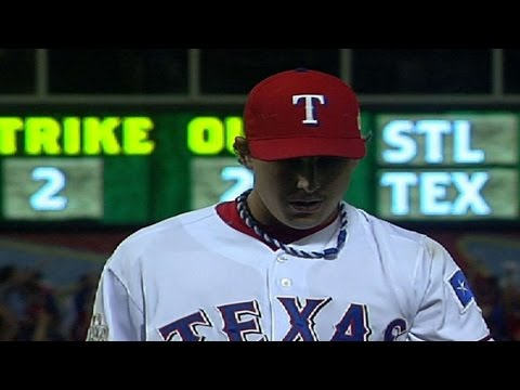 WS2011 Gm4: Holland shuts out Cards over 8 1/3 frames