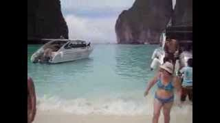 Тайланд, остров из фильма Пляж