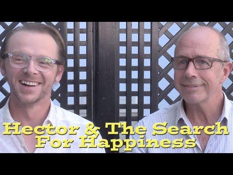 DP30: Simon Pegg & Peter Chelsom talking