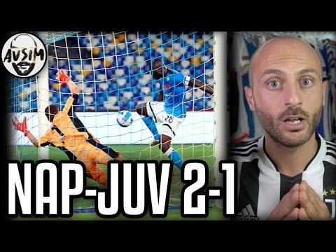 Ridateci la Juventus! Complimenti al Napoli ||| Avsim Post Napoli-Juventus 2-1