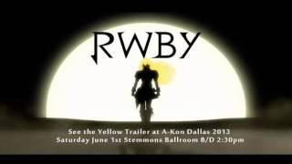 I Burn RWBY Yellow Live Action Mix