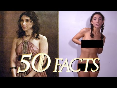 50 CRAZY Facts You Didn't Know About Game of Thrones