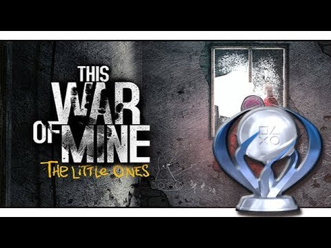 Platin Trophäe #40 | This War Of Mine: The Little Ones (PS4)