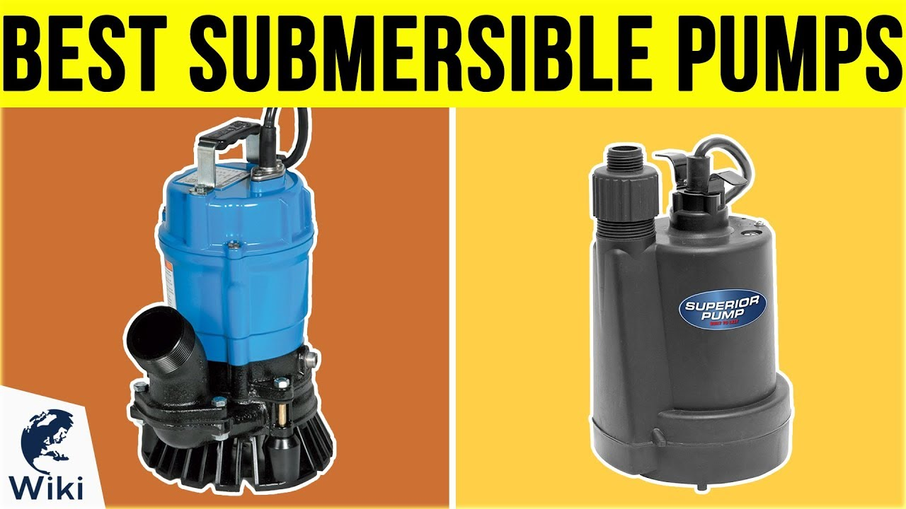 Top 10 Submersible Pumps of 2019 | Video Review