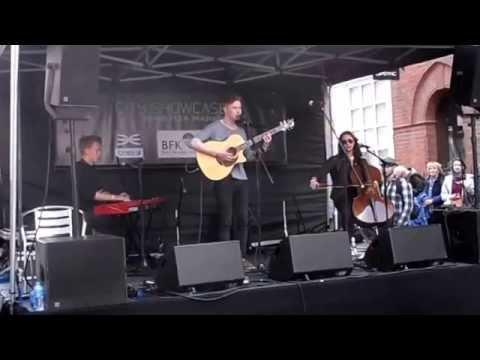 Some band  live at Soho Festival