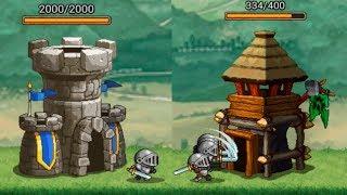 Kingdom Wars! войны королевств! защити замок! Clone Armies chivalry