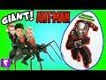 Big ant man adventure toy review ant farms hobbykidstv mp3