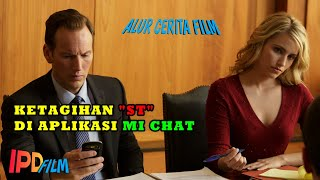 FILM SEMI BARAT ROMANTIS KETAGIHAN ST DI APLIKASI MI CHAT - ALUR CERITA FILM ZIPPER (2015)
