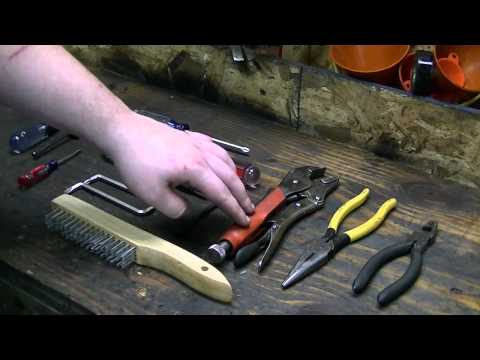 BASIC Tools Needed for Small Engine and Lawn Mower Repair