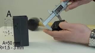 видео Заглушки из пластмассы на заказ и изготовление заглушок