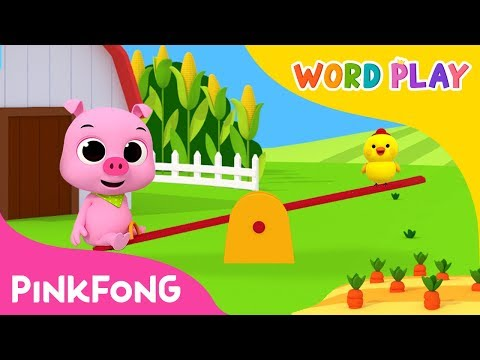 Opposites | Word Play | Pinkfong Songs for Children