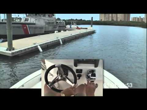 How to Dock a Power Boat - US Power Squadrons