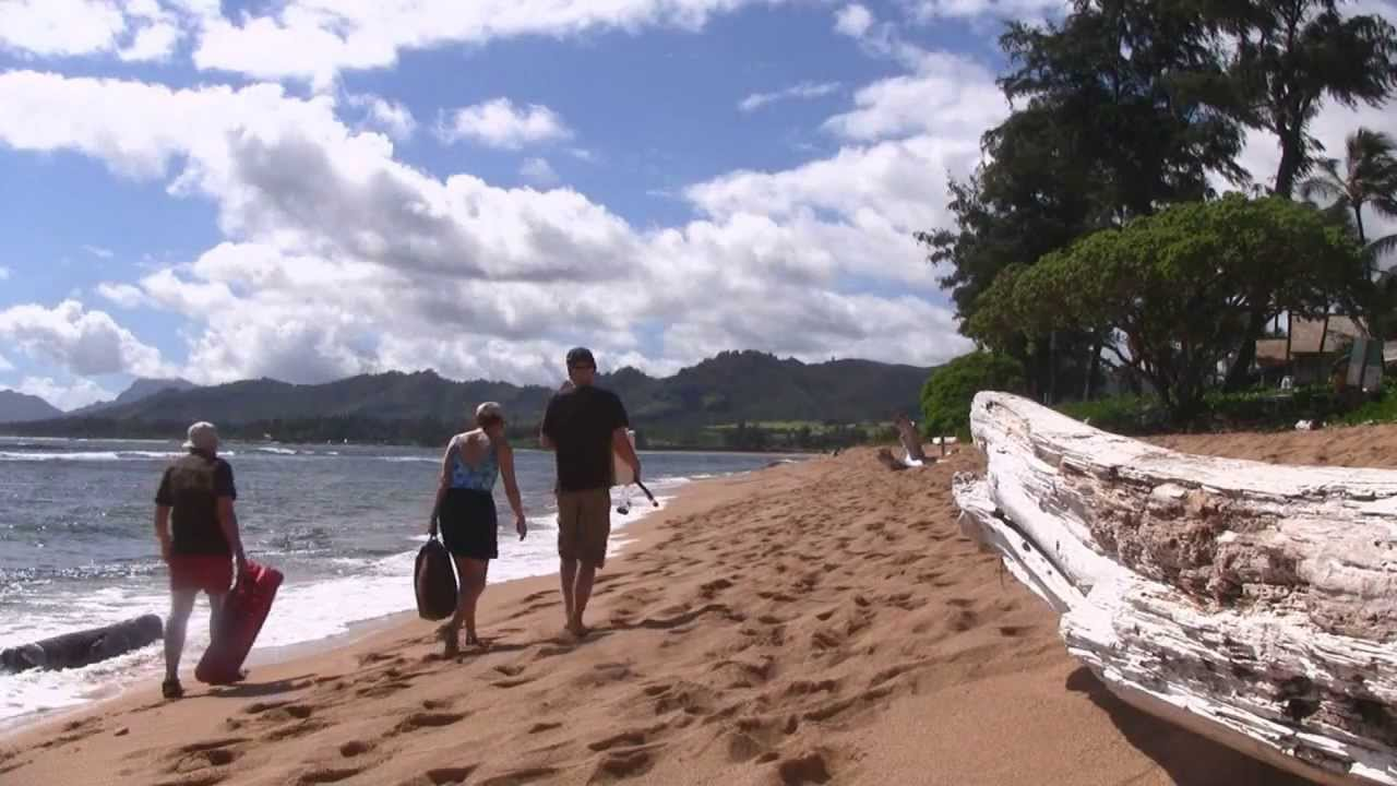 Aston Islander On The Beach Kauai Hawaii