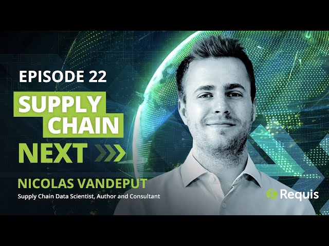 Nicolas Vandeput: Supply Chain Next #22