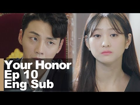 Yoon Shi Yoon Was Angry At The Impudent Girl [Your Honor Ep 10]