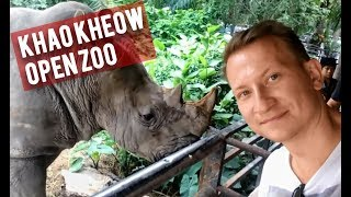 Khao Kheow Open Zoo in Pattaya - Review, 2018
