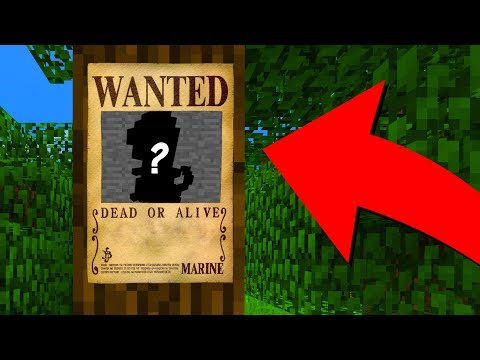 Most WANTED Mob in all of Minecraft! (WE FOUND HIM)