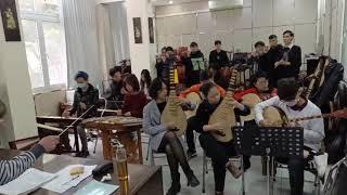 Lới Lơ - Đi Cấy - Lớp Hoà Tấu TC1 Nhạc Cụ Dân Tộc Trường Cao Đẳng Nghệ Thuật Hà Nội
