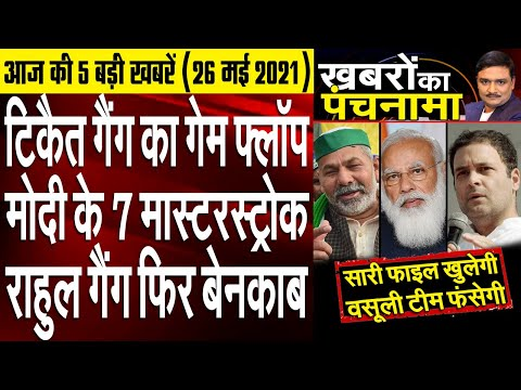 No Support & No Impact Observed During Tikait's Black Day | Dr. Manish Kumar | Capital TV