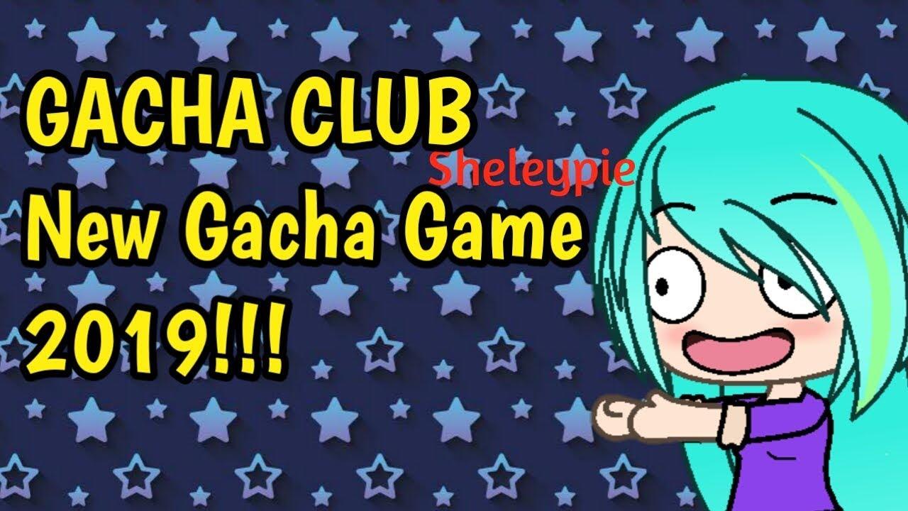 Gacha CLUB - New Gacha Game 2019 + Shout Out!